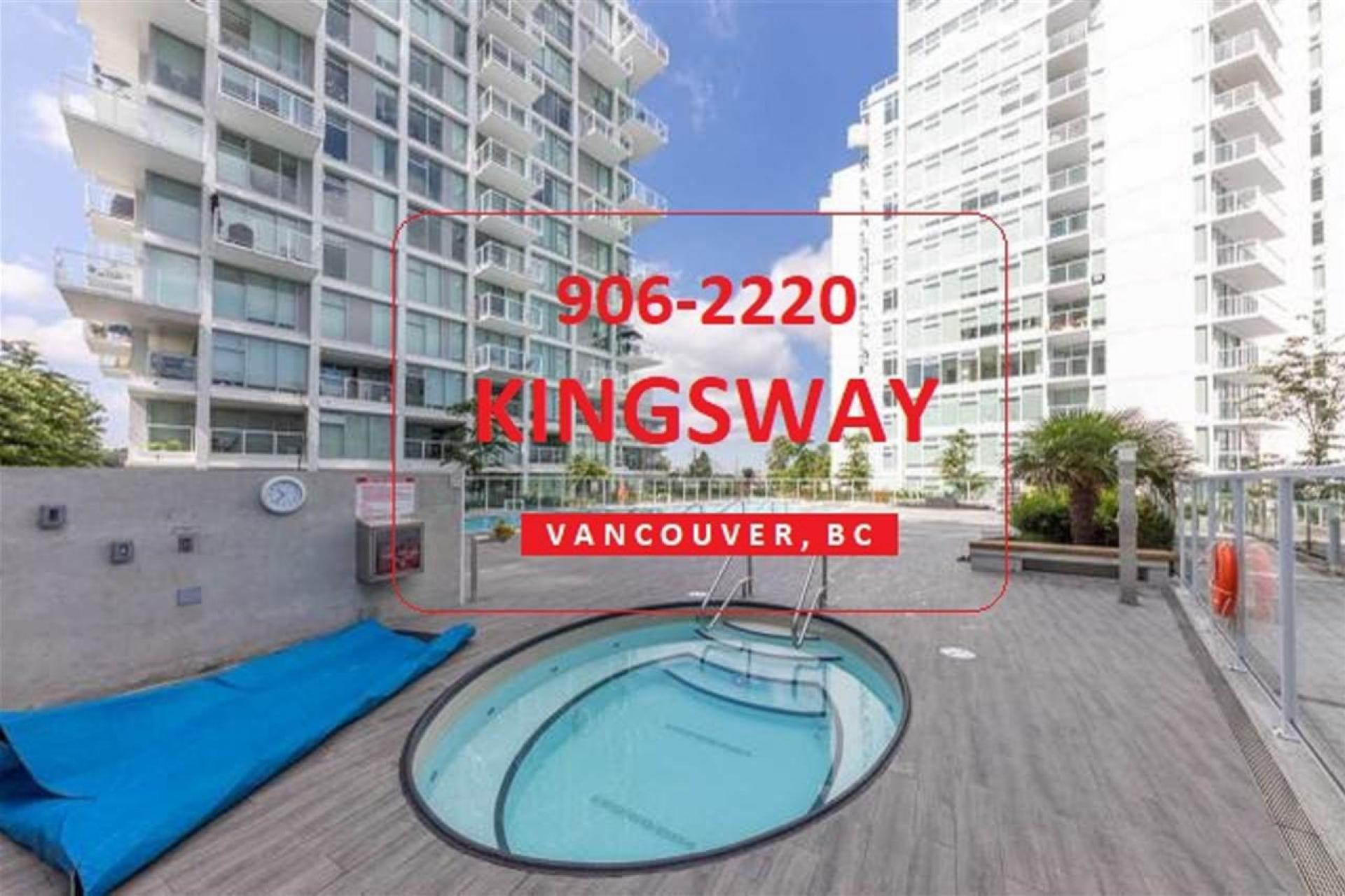 906 - 2220 Kingsway Avenue, Victoria VE, Vancouver East